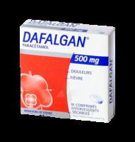 DAFALGAN 500 mg Comprimés effervescents sécables Film/16 à QUINCAMPOIX