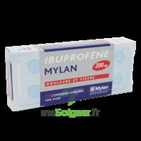 IBUPROFENE MYLAN 200 mg, comprimé enrobé B/30 à QUINCAMPOIX