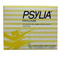 PSYLIA, poudre effervescente pour suspension buvable en sachet à QUINCAMPOIX