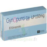 GYNOPURA L.P. 150 mg, ovule à libération prolongée Plq/2 à QUINCAMPOIX