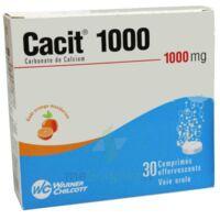 CACIT 1000 mg, comprimé effervescent à QUINCAMPOIX