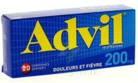ADVIL 200 mg, 20 comprimés enrobés B/20 à QUINCAMPOIX