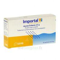 IMPORTAL JEUNES ENFANTS 2,5 g, poudre orale en sachet à QUINCAMPOIX