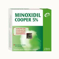 MINOXIDIL COOPER 5 %, solution pour application cutanée