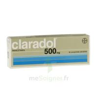CLARADOL 500 mg, comprimé sécable à QUINCAMPOIX