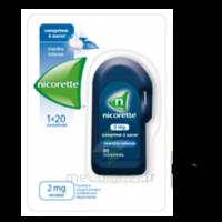 NICORETTE 2 mg Cpr à sucer T/20 à QUINCAMPOIX