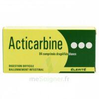 ACTICARBINE Comprimés enrobés B/84 à QUINCAMPOIX