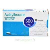 Acetylleucine Teva 500 Mg, Comprimé à QUINCAMPOIX