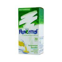 FLUVERMAL 2 % Susp buv Fl/30ml à QUINCAMPOIX
