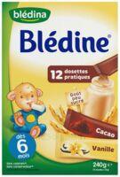 Blédine Vanille/Cacao 12 dosettes de 20g à QUINCAMPOIX