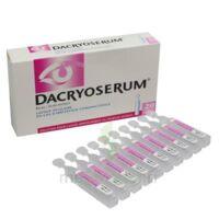 DACRYOSERUM Solution pour lavage ophtalmique en récipient unidose 20Unidoses/5ml à QUINCAMPOIX