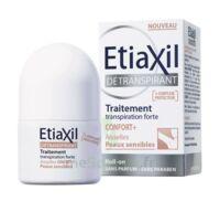 ETIAXIL Dé transpirant Aisselles CONFORT+ Peaux Sensibles à QUINCAMPOIX