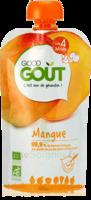 Good Goût Alimentation infantile mangue Gourde/120g à QUINCAMPOIX