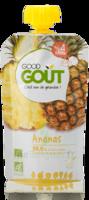 GOOD GOUTS FRUITS ANANAS BIO DES 4 MOIS 120 G à QUINCAMPOIX