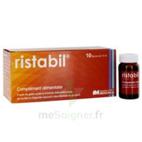 Ristabil Anti-fatigue Reconstituant Naturel B/10 à QUINCAMPOIX