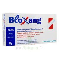 BLOXANG Eponge de gélatine stérile hémostatique B/5 à QUINCAMPOIX
