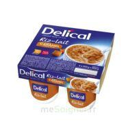 DELICAL RIZ AU LAIT Nutriment caramel pointe de sel 4Pots/200g à QUINCAMPOIX