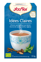 Yogi Tea Idees Claires à QUINCAMPOIX