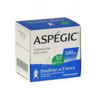 ASPEGIC 500 mg, poudre pour solution buvable en sachet-dose 30 à QUINCAMPOIX