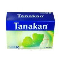 TANAKAN 40 mg, comprimé enrobé PVC/alu/90 à QUINCAMPOIX