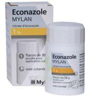 ECONAZOLE MYLAN 1 % Pdr appl cut Fl/30g à QUINCAMPOIX
