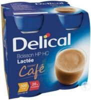 DELICAL BOISSON LACTEE HP HC, 200 ml x 4