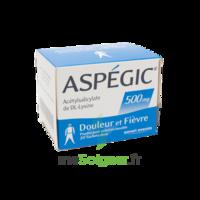 ASPEGIC 500 mg, poudre pour solution buvable en sachet-dose 20 à QUINCAMPOIX