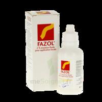 FAZOL 2 POUR CENT, émulsion fluide pour application locale à QUINCAMPOIX