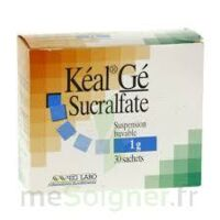 KEAL 1 g, suspension buvable en sachet à QUINCAMPOIX