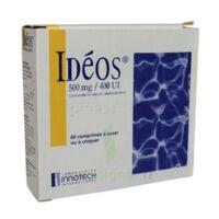 IDEOS 500 mg/400 UI, comprimé à sucer ou à croquer à QUINCAMPOIX