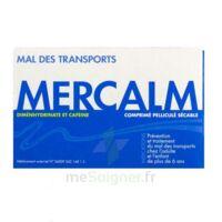 MERCALM, comprimé pelliculé sécable à QUINCAMPOIX