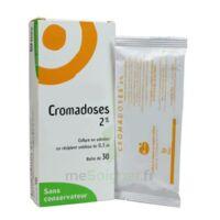 CROMADOSES 2 POUR CENT, collyre en solution en récipient unidose à QUINCAMPOIX