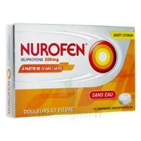 NUROFEN 200 mg, comprimé orodispersible à QUINCAMPOIX