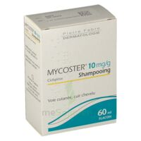 MYCOSTER 10 mg/g, shampooing à QUINCAMPOIX