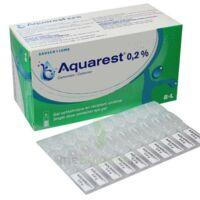 AQUAREST 0,2 %, gel opthalmique en récipient unidose à QUINCAMPOIX