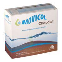 MOVICOL CHOCOLAT, poudre pour solution buvable en sachet à QUINCAMPOIX