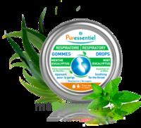 Puressentiel Respiratoire Gommes Menthe-Eucalyptus Respiratoire - 45 g à QUINCAMPOIX