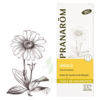 PRANAROM Huile de macération bio Arnica 50ml à QUINCAMPOIX