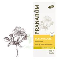 PRANAROM Huile végétale Rose musquée 50ml à QUINCAMPOIX