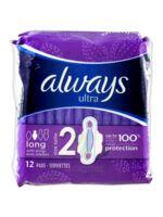 Always Ultra Long Plus serviette hygiénique à QUINCAMPOIX