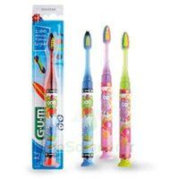 GUM TIMER LIGHT Brosse dents 7-9ans à QUINCAMPOIX