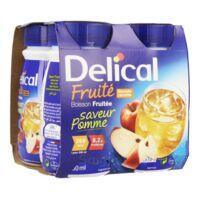 DELICAL BOISSON FRUITEE Nutriment pomme 4Bouteilles/200ml à QUINCAMPOIX