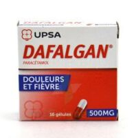 DAFALGAN 500 mg Gélules 2plq/8 (16) à QUINCAMPOIX