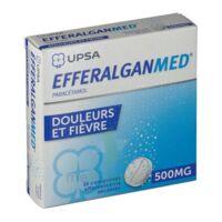EFFERALGANMED 500 mg, comprimé effervescent sécable à QUINCAMPOIX
