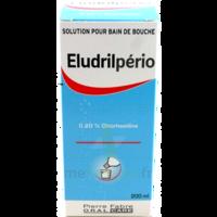 ELUDRILPERIO 0,2 %, solution pour bain de bouche à QUINCAMPOIX