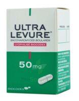 ULTRA-LEVURE 50 mg Gélules Fl/50 à QUINCAMPOIX