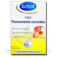 Scholl Pansements coricides cors à QUINCAMPOIX