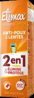 Elimax Lotion antipoux lentes 100ml à QUINCAMPOIX