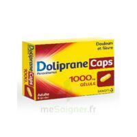 DOLIPRANECAPS 1000 mg Gélules Plq/8 à QUINCAMPOIX