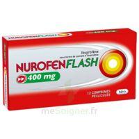 NUROFENFLASH 400 mg Comprimés pelliculés Plq/12 à QUINCAMPOIX